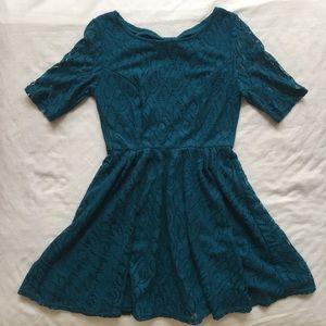 IZ Byer Lace Dress